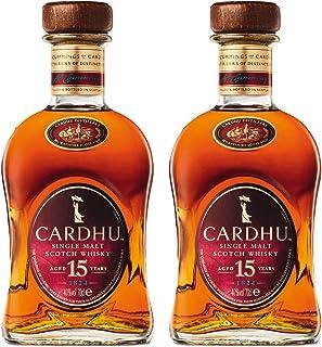 Cardhu 15 Years/Jahre, 2er, Single Malt, Whisky, Scotch, Alkohol, Alokoholgetränk, Flasche, 40%, 700 ml, 715328