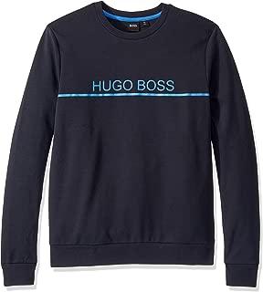 Men's Tracksuit Crewneck Lounge Sweatshirt