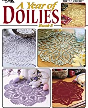 Leisure Arts: A Year of Doilies, Book 5