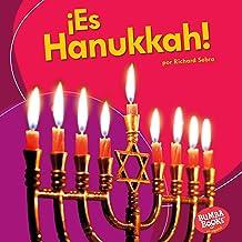 ¡Es Hanukkah! (It's Hanukkah!) (Bumba Books ® en español — ¡Es una fiesta! (It's a Holiday!)) (Spanish Edition)