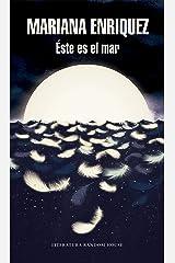 Éste es el mar (Spanish Edition) Format Kindle