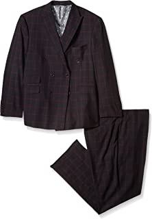 Men's Big and Tall Sam Big & Tall Double Breasted Suit