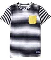 Toobydoo - Yellow Pocket T-Shirt (Infant/Toddler/Little Kids/Big Kids)