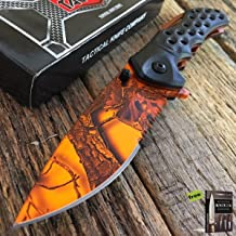 S.S. Folding Knives Tactical 8