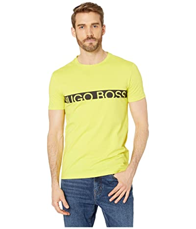 BOSS Hugo Boss T-Shirt with Boss Logo (Bright Yellow) Men
