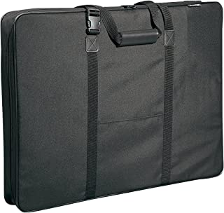 Prestige, Carry-All Soft-Sided Art Portfolio, Water-Resistant and Adjustable Strap - 20 x 26
