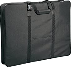 "ALVIN 02619005957 Prestige MN2436 Carry-All Soft-Sided Art Portfolio 24 inches x 36 inches, 24"" x 36"", Black"