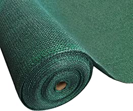 70% UV Sun Shade Cloth Shadecloth Sail Roll Mesh Garden Outdoor 175gsm 1.83x10m