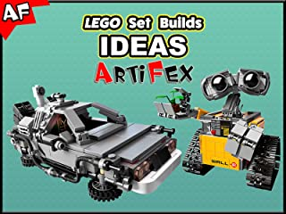 Clip: Lego Set Builds Ideas - Artifex
