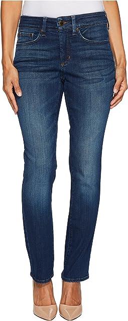 NYDJ Petite Petite Sheri Slim Jeans in Horizon