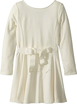 Polo Ralph Lauren Kids - Belted Jersey Dress (Little Kids)