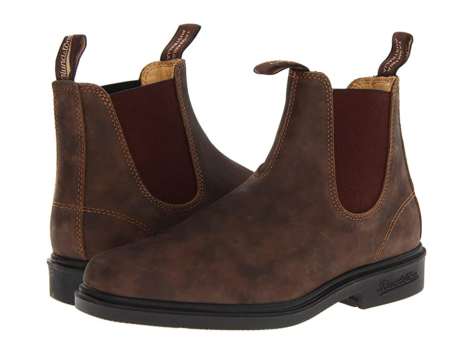 Blundstone BL1306 (Rustic Brown) Boots
