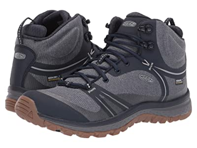 Keen Terradora Mid WP (Blue Nights/Blue Mirage) Women
