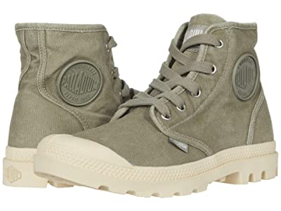 Palladium Pampa Hi (Vetiver) Women