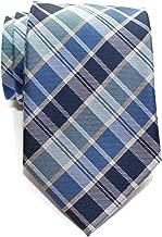 plaid tie shirt