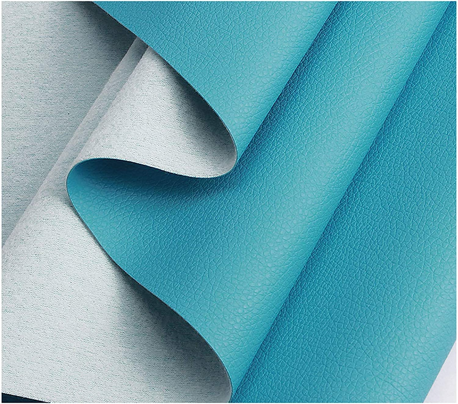 Faux Leather Sheets Fabric Material Upholstery for Gifts Recommendation