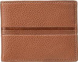 Roger Coin Pocket Bifold Wallet