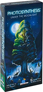 Photosynthesis Under The Moonlight - Expansion to Photosynthesis Original Game- Family or Adult Strategy Board Game for 2 ...