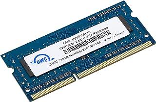 OWC 16GB PC3-12800 DDR3L 1600MHz SO-DIMM 204 Pin CL11 عدة ترقية الذاكرة لـ 2015 iMac، (OWC1600DDR3S16G)