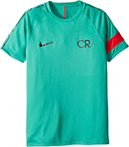 Nike Kids CR7 Dry Academy Short Sleeve Top (Little Kids/Big Kids)