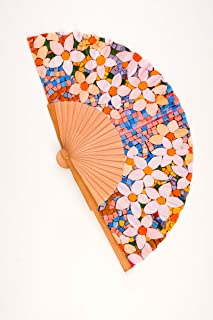 Ventaglio modernista fiori design C. Menendez possiede alta qualità e durata