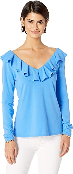 Alessa Long Sleeve Top