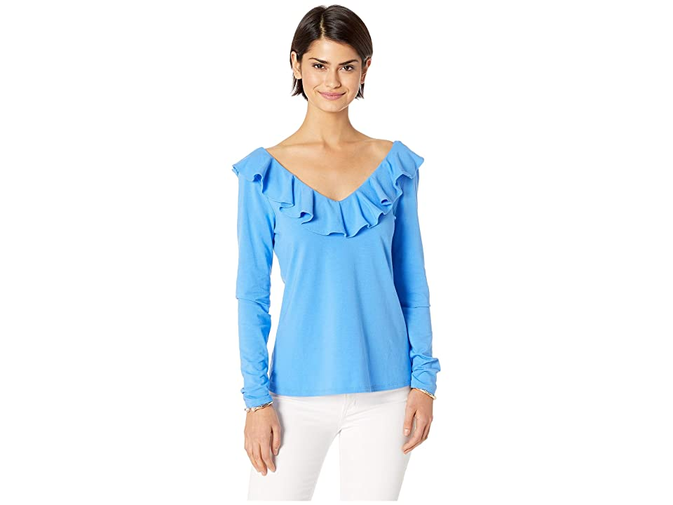 Lilly Pulitzer - Lilly Pulitzer Alessa Long Sleeve Top