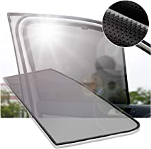 LFOTPP Car Window Sun Shade for 2016-2019 Mazda CX-3, 6PCS Sunscreen Mesh Curtain Magnet Type, Premium Breathable Mesh Sun Shield, Protect Baby/Pet from Sun's Glare & Harmful UV Rays