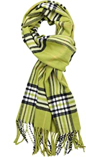 Scottish Tartan Plaid Cashmere Feel Winter Warm Scarf Unisex