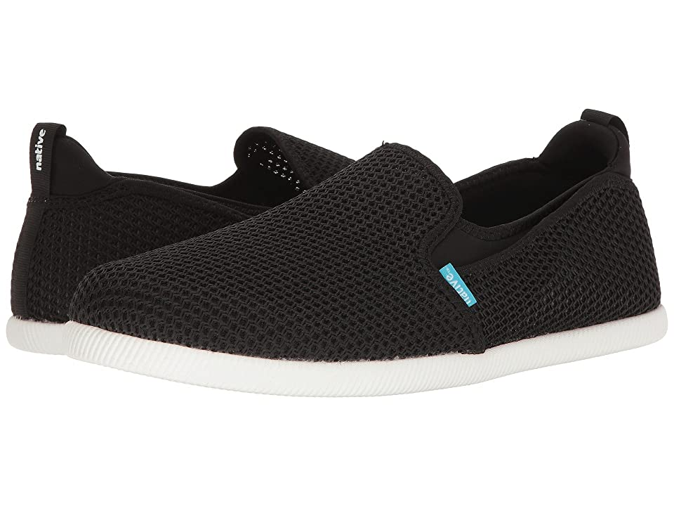 Native Shoes Cruz (Jiffy Black/Shell White) Athletic Shoes