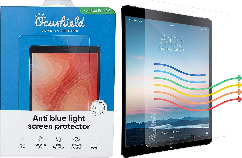 Ocushield Anti Blue Light Screen Protector for Apple iPad Pro 12.9