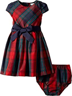 Ralph Lauren Baby - Taffeta Dress (Infant)