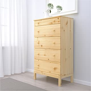 Best untreated wood chest of drawers Reviews