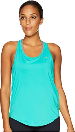 HeatGear® Armour Mesh Back Tank Top