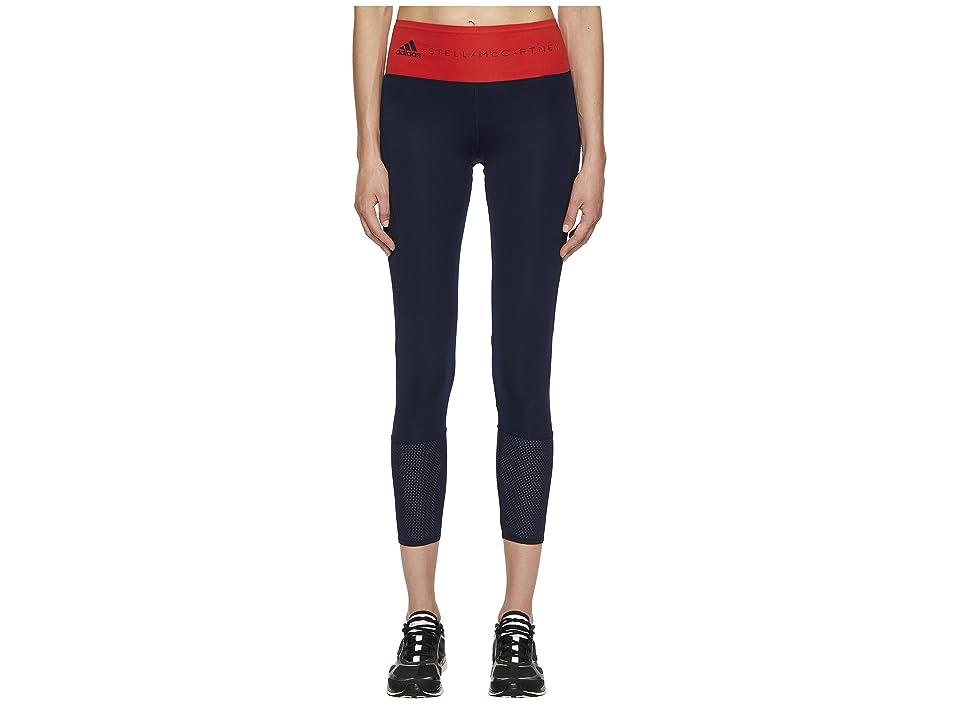 adidas by Stella McCartney Training Ultimate Tights CF3972 (Navy/Dark Callisto) Women