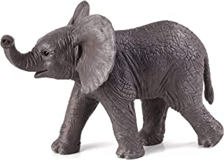 Mojo African Elephant Calf Toy Figure