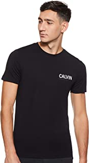 Calvin Klein Men's CALVIN SLIM STRETCH S/S Knit Top