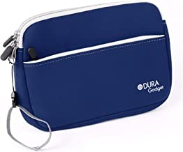 DURAGADGET Blue Soft Neprene Cover - Compatible with with Tesco Hudl 2 + Chunky Blue Stylus!