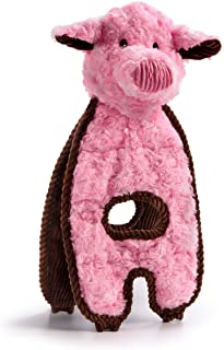 Charming Pet Cuddle Tugs & Cuddle Hugs Plush Tug-O-War Dog Toy