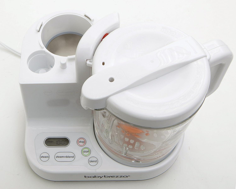 Baby Brezza Glass Food Maker