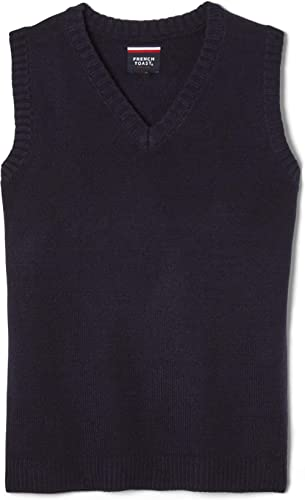 French Toast Boys' V-neck Sweater Vest