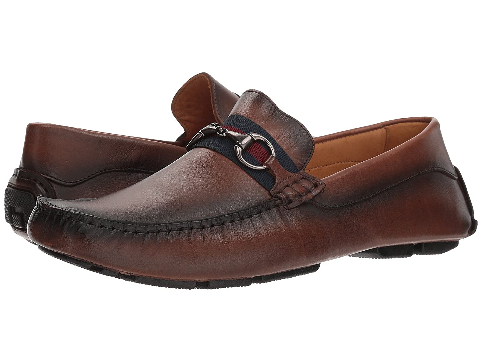 Massimo Matteo Bit-Strap DriverAtmospheric grades have affordable shoes