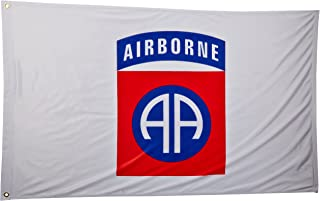 US Flag Store 82nd Airborne Flag 3ft x 5ft Superknit Polyester