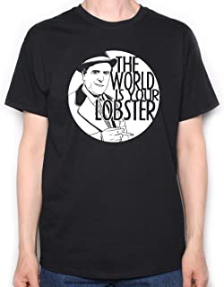 the world is your lobster t shirt