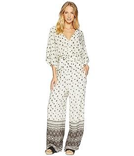 Desert Batik Printed Jumpsuit