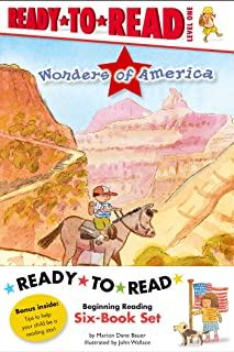 Wonders of America Ready-To-Read Value Pack: The Grand Canyon; Niagara Falls; The Rocky Mountains; Mount Rushmore; The Sta...