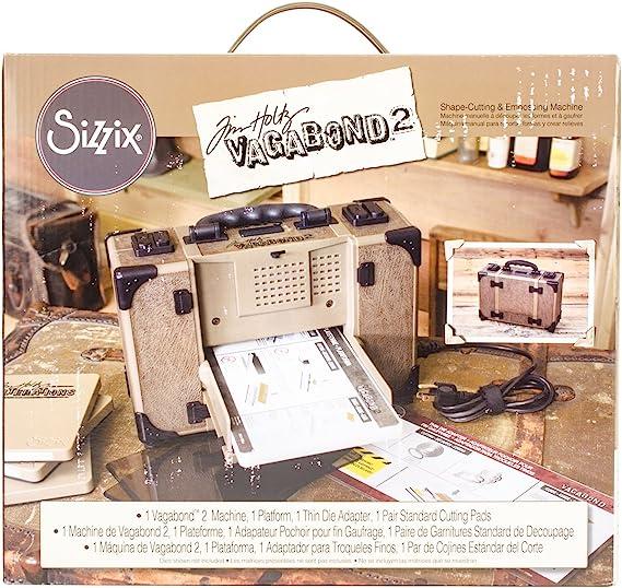 Sizzix Tim Holtz Vagabond 2 Electric Die Cutting Machine