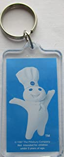 Pillsbury Doughboy Key Chain Keychain