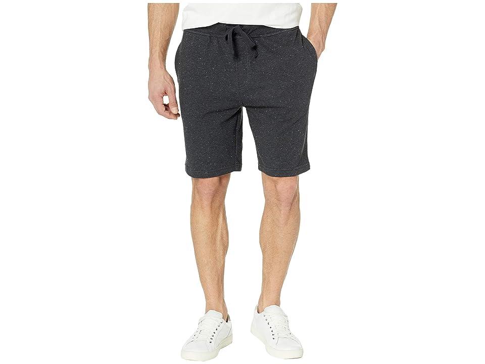 UGG Zavier Terry Shorts (Black) Men