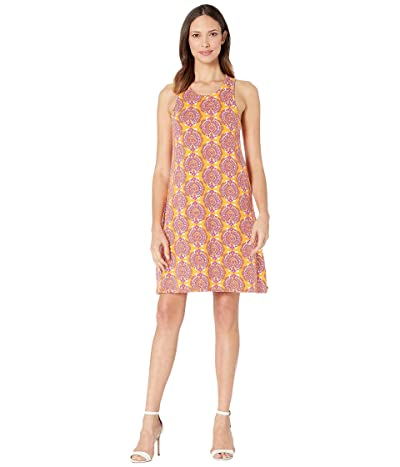 Hatley Bella Tank Dress (Medallion Orange) Women